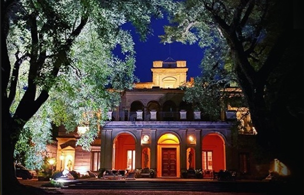 The Palace at Santa Candida
